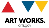 NEA Art Works Logo for arts.gov