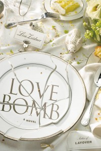 Love bomb book cover